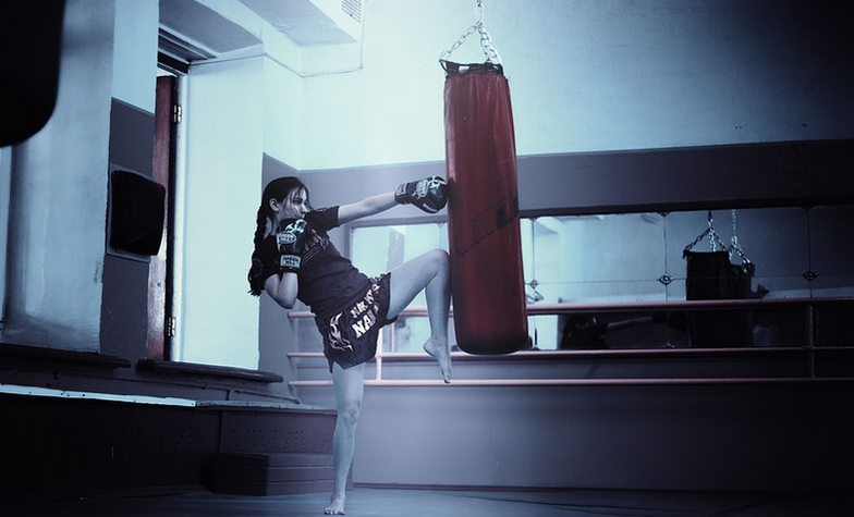 How To Burn Fat With Kickboxing