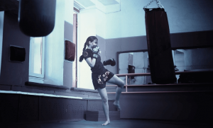 what is cardio kickboxing