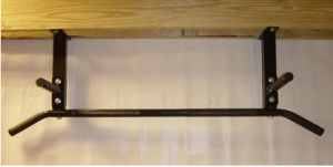 ceiling mounted pull bar