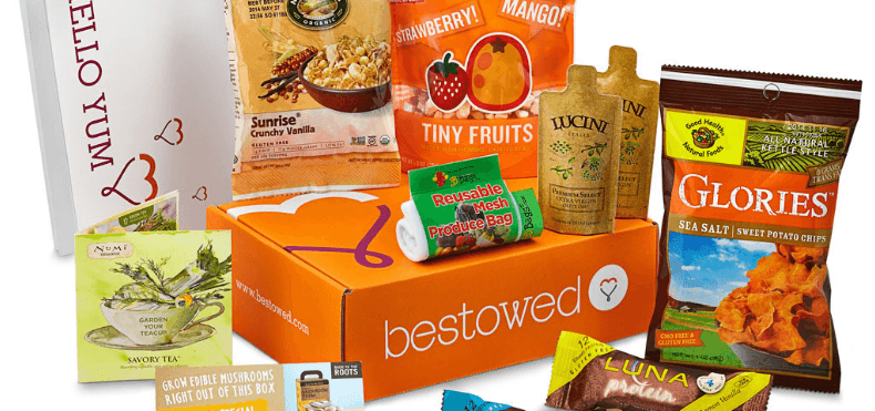 Best Monthly Subscription Boxes For Food Review 2017