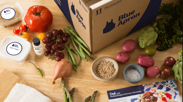 Blue Apron Reviews 2018 Jitter Fitness