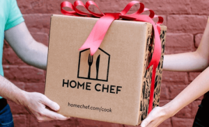home chef gift box