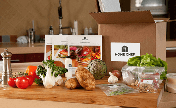 home chef meal delivery reviews
