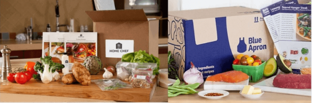 Learn More About Home Chef Vs Blue Apron Jitter Fitness