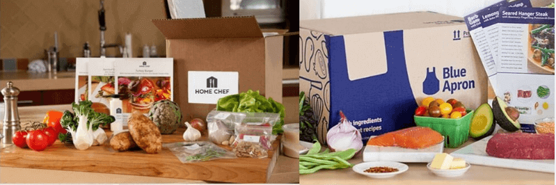 Learn More About Home Chef vs Blue Apron
