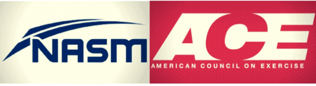 Getting Certified With Nasm Vs Ace Jitter Fitness