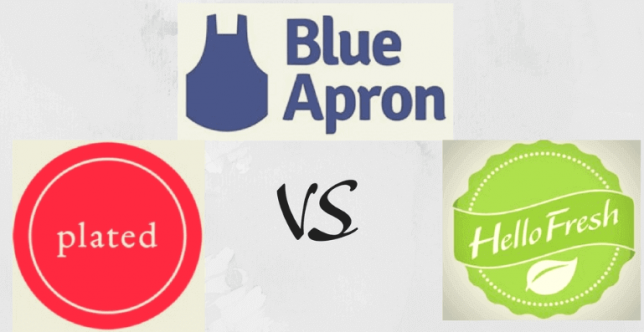 Choosing The Best Of Plated Vs Blue Apron Vs Hello Fresh