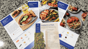 blue apron instructions