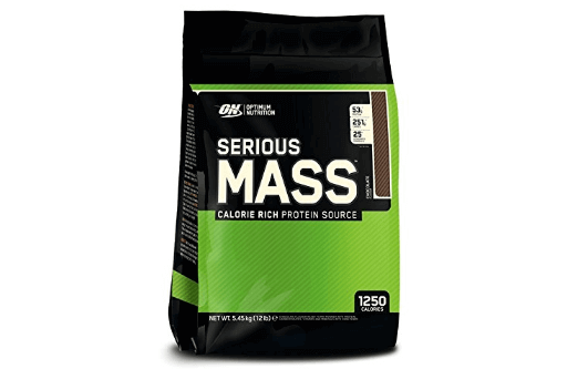 My Personal Optimum Nutrition Serious Mass Review