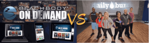 dailyburn vs beachbody on demand