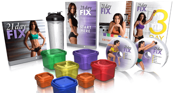 21 day fix workout dvds