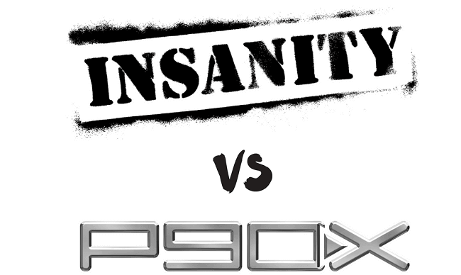insanity vs p90x reviews
