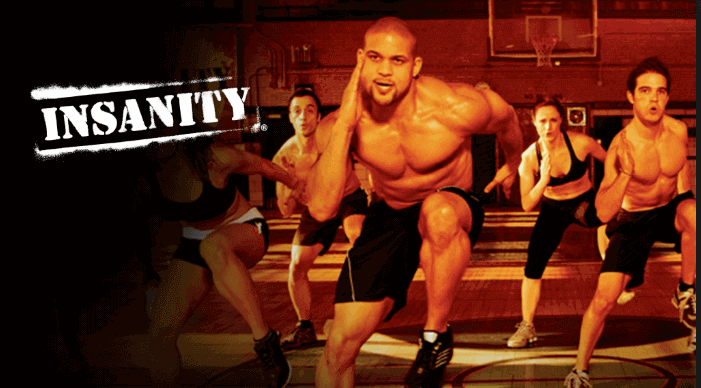 insanity workout program