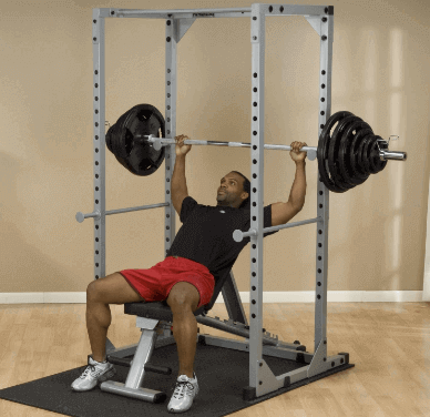 powerline ppr200x power rack review