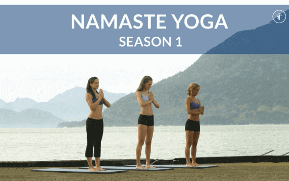 Namaste Yoga Workout Program Jitter Fitness
