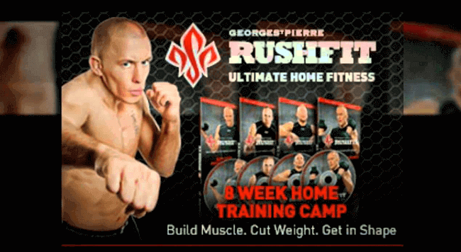 rush fit workout program