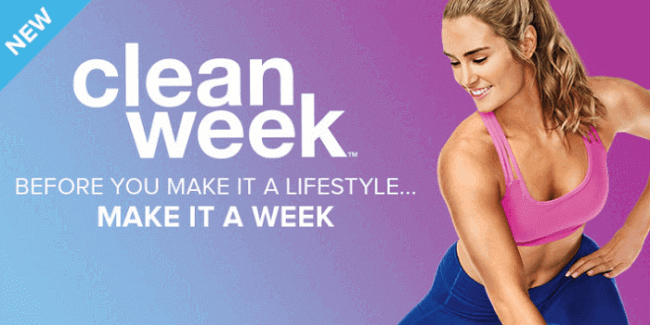 clean week beachbody
