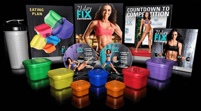 beachbody 21 day fix extreme